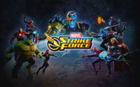 Free Marvel Strike Force Wallpaper