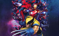 Free Marvel: Ultimate Alliance 3 Wallpaper
