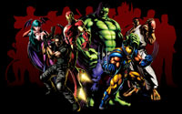 Free Marvel vs. Capcom 3: Fate of Two Worlds Wallpaper