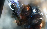 Free Mass Effect 2 Wallpaper