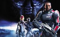 Free Mass Effect Wallpaper