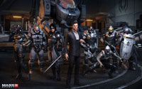 Free Mass Effect 3 Wallpaper