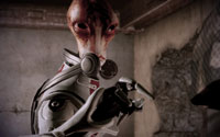 Free Mass Effect 3 Wallpaper