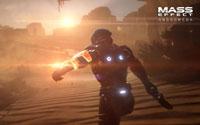 Free Mass Effect: Andromeda Wallpaper