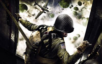 Free Medal of Honor: Airborne Wallpaper