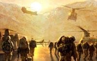 Free Medal of Honor Wallpaper