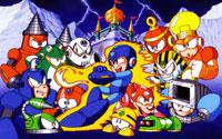 Free Mega Man 4 Wallpaper