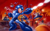 Free Mega Man 7 Wallpaper