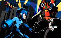 Free Mega Man Arena Wallpaper