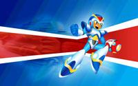Free Mega Man X Wallpaper