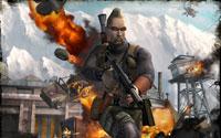 Free Mercenaries: Playground of Destruction Wallpaper