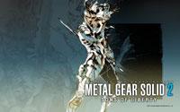 Free Metal Gear Solid 2 Wallpaper