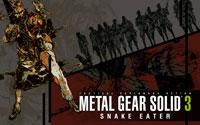 Free Metal Gear Solid 3 Wallpaper