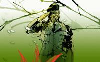Free Metal Gear Solid 4 Wallpaper