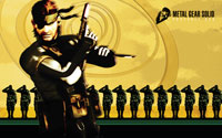 Free Metal Gear Solid: Portable Ops Wallpaper