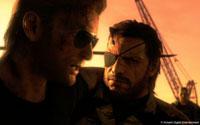 Free Metal Gear Solid: Ground Zeroes Wallpaper