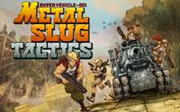 Free Metal Slug Tactics Wallpaper