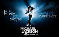 Free Michael Jackson: The Experience Wallpaper