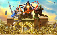 Free Mighty Quest for Epic Loot Wallpaper