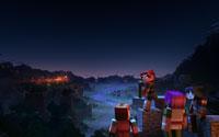 Free Minecraft Dungeons Wallpaper