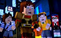 Free Minecraft: Story Mode Wallpaper