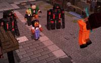 Free Minecraft: Story Mode Season 2 Wallpaper