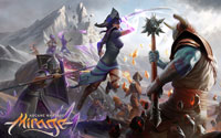 Free Mirage: Arcane Warfare Wallpaper
