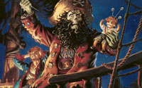 Free Monkey Island 2: LeChuck's Revenge Wallpaper