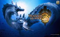 Free Monster Hunter Tri Wallpaper