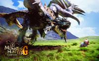 Free Monster Hunter G Wallpaper