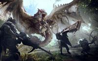 Free Monster Hunter World Wallpaper