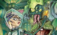 Free Monster Lab Wallpaper