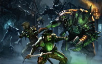 Free Mordheim: City of the Damned Wallpaper