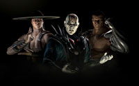 Free Mortal Kombat X Wallpaper