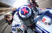 Free MotoGP 10/11 Wallpaper