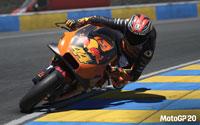 Free MotoGP 20 Wallpaper