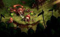 Free Mushroom Wars 2 Wallpaper