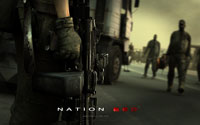 Free Nation Red Wallpaper