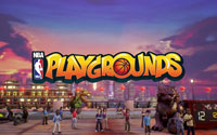 Free NBA Playgrounds Wallpaper