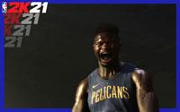 Free NBA 2K21 Wallpaper
