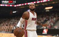Free NBA 2K14 Wallpaper
