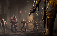 Free Necromunda: Underhive Wars Wallpaper