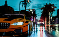 Free Need for Speed Heat Wallpaper