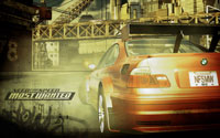 Free Need for Speed: Most Wanted Wallpaper