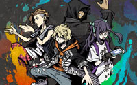 Free NEO: The World Ends with You Wallpaper