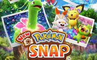 Free New Pokémon Snap Wallpaper