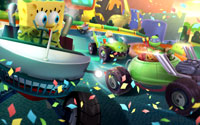 Free Nickelodeon Kart Racers Wallpaper