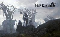 Free NieR Replicant Wallpaper