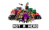 Free Not a Hero Wallpaper