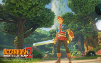 Free Oceanhorn 2: Knights of The Lost Realm Wallpaper